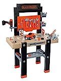 Smoby 360701 – Black+Decker Werkbank Center – mit viel...